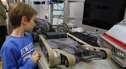 Cyberiada, czyli festiwal robotów w Muzeum Techniki