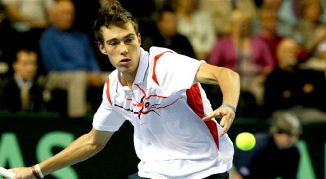 ATP Winston-Salem: zacięty mecz Janowicza, Polak w finale imprezy