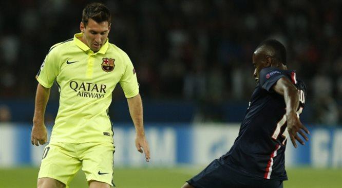 Liga Mistrzów: Barcelona w opałach, debiut Skorupskiego [NA ŻYWO]