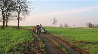 Polski rolnik jak niemiecki