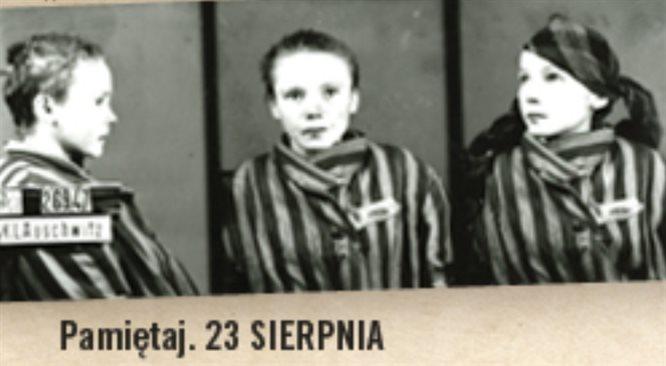 23 sierpnia - Europejski Dzień Pamięci Ofiar Stalinizmu i Nazizmu. Podziel się symbolicznym znakiem