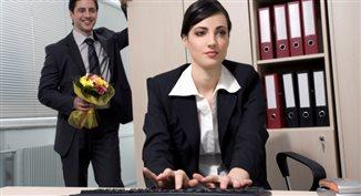 Biurowy romans - czy to się może udać?
