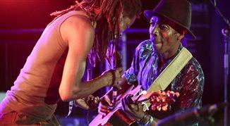 Wirtuoz gitary z Madagaskaru. Pierwsza transmisja ze Skrzyżowania Kultur