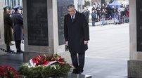 75. rocznica zbrodni katyńskiej - obchody w Warszawie