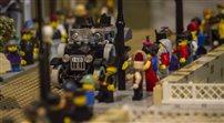 Zamach w Sarajewie z klocków Lego