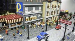 Największa w Polsce wystawa z klocków LEGO