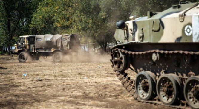 Szef MON Ukrainy: rosyjskie wojska są już w Doniecku i Ługańsku