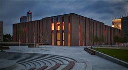 Otwarcie nowej siedziby Narodowej Orkiestry Symfonicznej Polskiego Radia