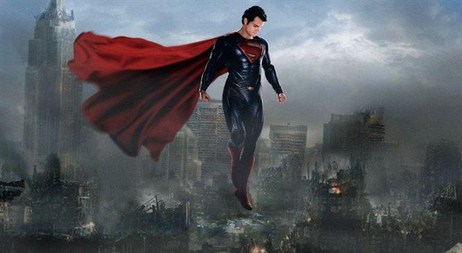 Superman i supermoc efektów specjalnych