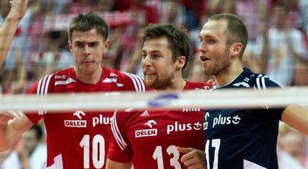 MŚ siatkarzy: biało-czerwoni mistrzami świata Polska - Brazylia 3:1