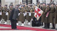 Wizyta prezydenta Bułgarii w Polsce
