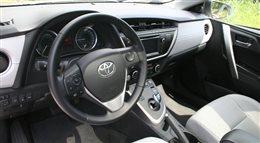 Toyota Auris - test samochodu