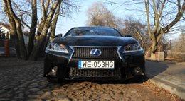 Lexus GS 450h - galeria auta