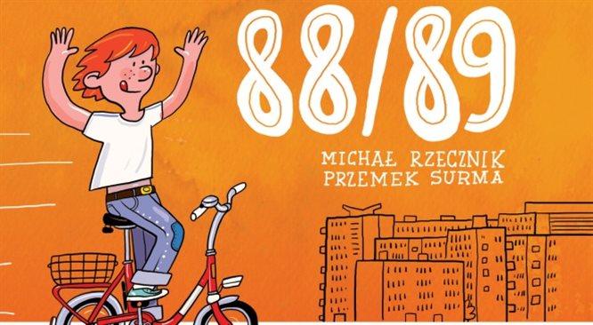 Komiks przełomu 8889: dorośli będą go podkradać dzieciom