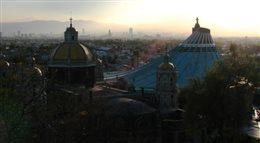 Meksykańska stolica zachwyca i przeraża