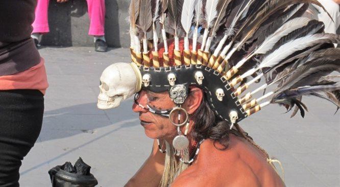 Meksyk - kraj telenoweli i szamanów
