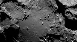 Kometa i asteroida w obiektywie Rosetty