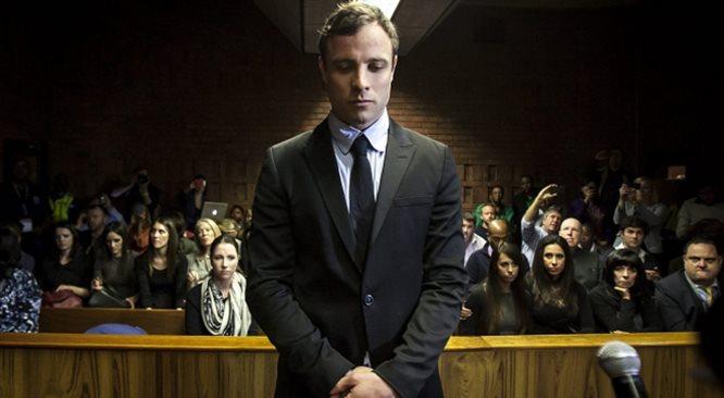 Oscar Pistorius skazany na 5 lat więzienia za nieumyślne spowodowanie śmierci swojej przyjaciółki