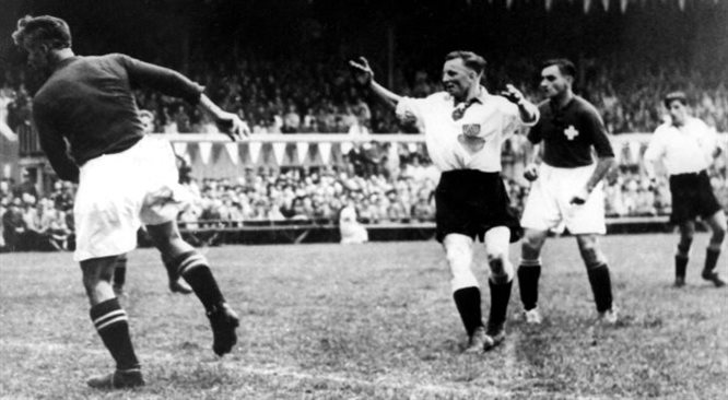 Kiedyś polscy piłkarze potrafili wpaść w trans i jak dzieci ograć wicemistrzów świata