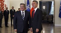 Nowy sekretarz NATO, Jens Stoltenberg, z wizytą w Polsce