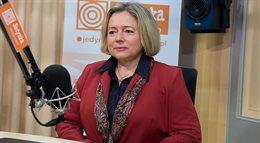 Wanda Nowicka walczy z molestowaniem w pracy