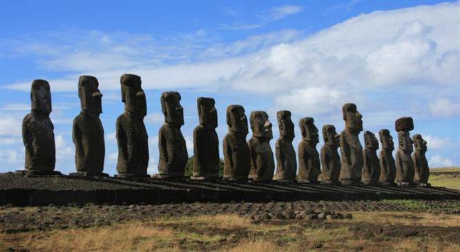 Wyspa Wielkanocna - to do niej wzdychają podróżnicy