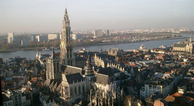 Antwerpia - miasto diamentów