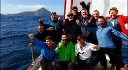 Wyprawa Selmy: po 351 dniach Przylądek Horn opłynięty ponownie