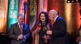 Złoty Mikrofon dla Anny Szewczuk-Czech