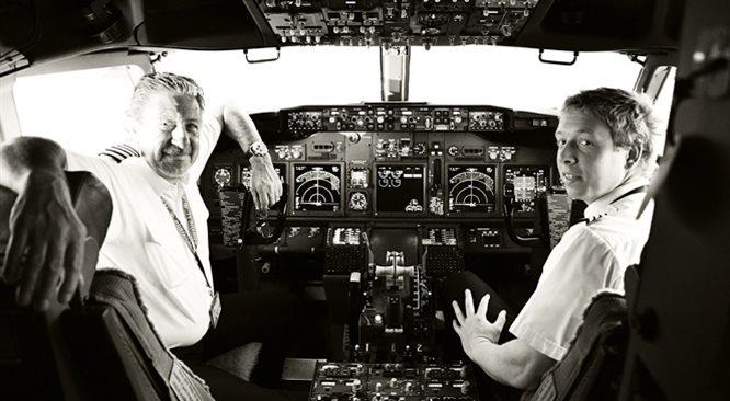 Pilot musi mieć mocną psychikę