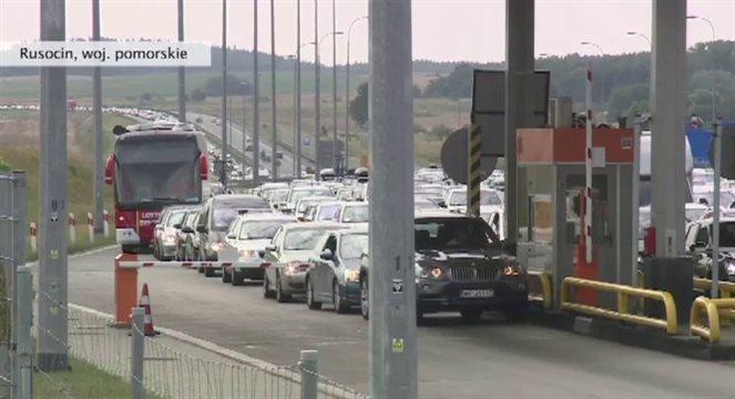 Sposób rządu na korki. W sierpniu w weekendy przejazd autostradą A1 bez opłat