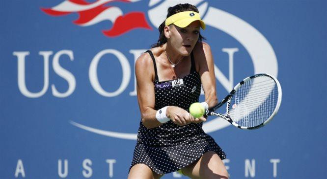 US Open: Shuai Peng wyrzuciła Radwańską za burtę turnieju