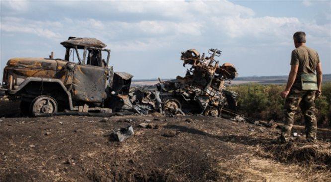 Biały Dom: Rosja najpewniej prowadzi kontrofensywę na Ukrainie [podsumowanie]