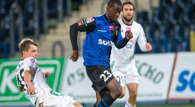 Ekstraklasa: Zawisza Bydgoszcz - GKS Bełchatów 2:1. Pierwsze zwycięstwo pod wodzą Rumaka