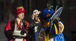 Obchody święta Trzech Króli w Warszawie
