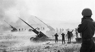 Wojna Jom Kippur  Bliski Wschód w ogniu