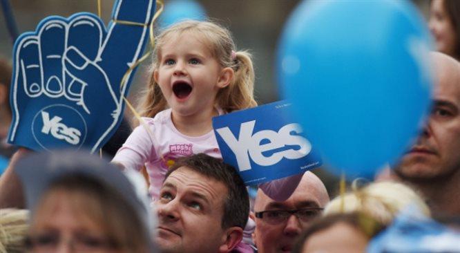 Referendum niepodległościowe w Szkocji. Jesteśmy to winni naszym przodkom
