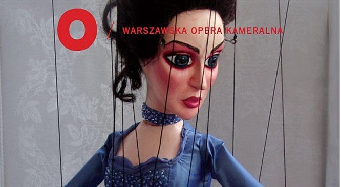 Uprowadzenie z Seraju w wykonaniu... marionetek