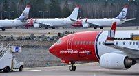 Kolejny dzień strajku lotniczego w Skandynawii