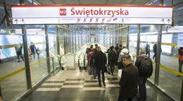 Dzień otwarty drugiej linii warszawskiego metra