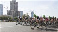Wyścig Tour de Pologne dotarł do Warszawy