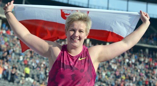 Anita Włodarczyk rekordzistką świata w rzucie młotem