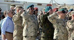 Zakończenie polskiej misji ISAF w Afganistanie