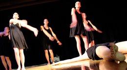 Teatr tańca - emocje wyrażane ciałem