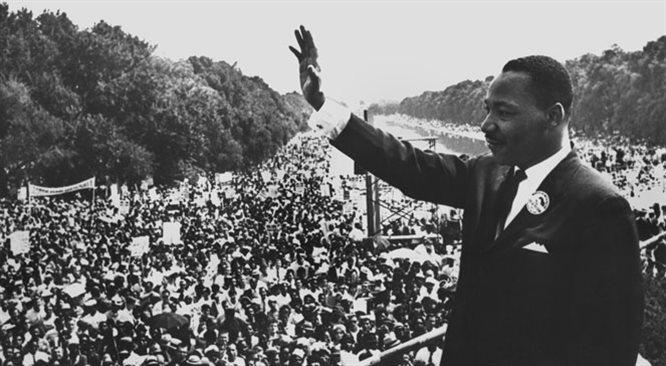 Martin Luther King: Mam marzenie...