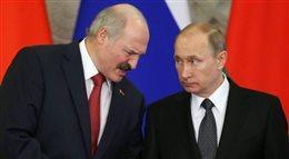 Łukaszenka dostał order od Putina