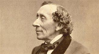 Hans Christian Andersen. Historia bajkopisarza