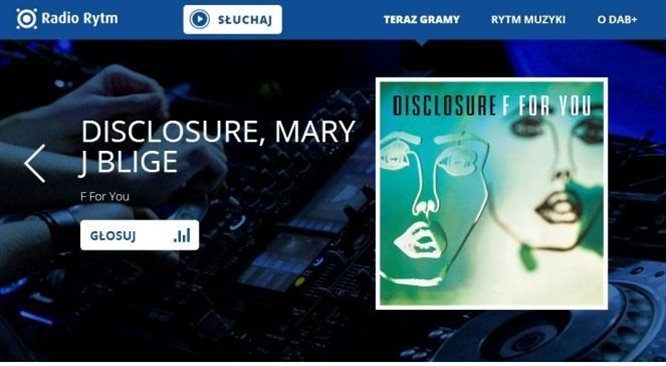 Ruszyła strona internetowa cyfrowego Polskiego Radia Rytm