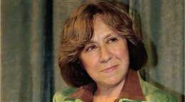 Białoruska pisarka Swietłana Aleksijewicz odznaczona francuskim orderem