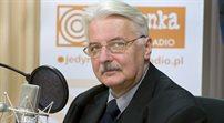 Witold Waszczykowski: Rosja prowadzi politykę cierpiętnika